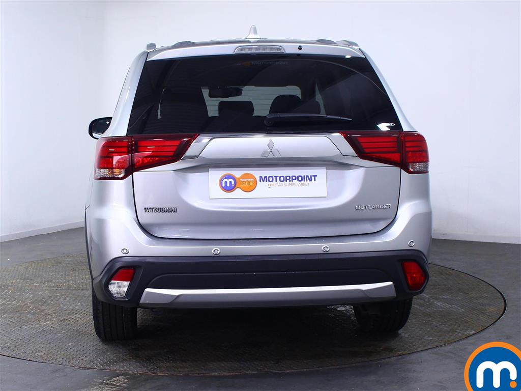 Mitsubishi Outlander 3 Automatic Diesel 4X4 - Stock Number (1010654) - Rear bumper