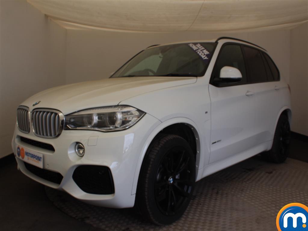 BMW X5 M Sport - Stock Number (1001293) - Passenger side front corner