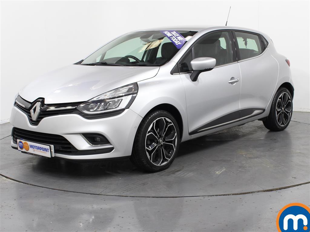 Renault Clio Signature Nav - Stock Number (1005141) - Passenger side front corner