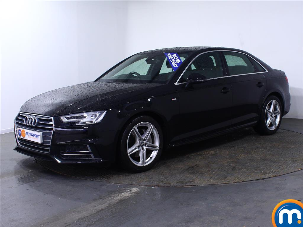 Used Audi A4 Diesel Cars For Sale Motorpoint Car Supermarket