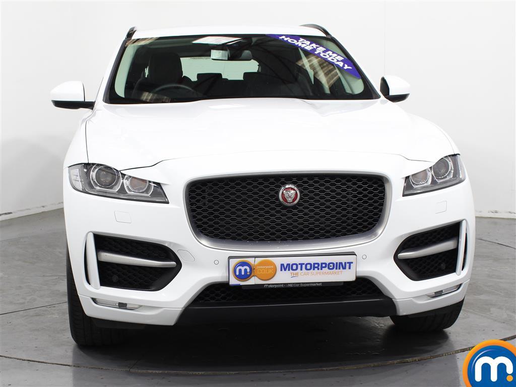 Jaguar F-Pace R-Sport Automatic Diesel Estate - Stock Number (1011658) - Front bumper