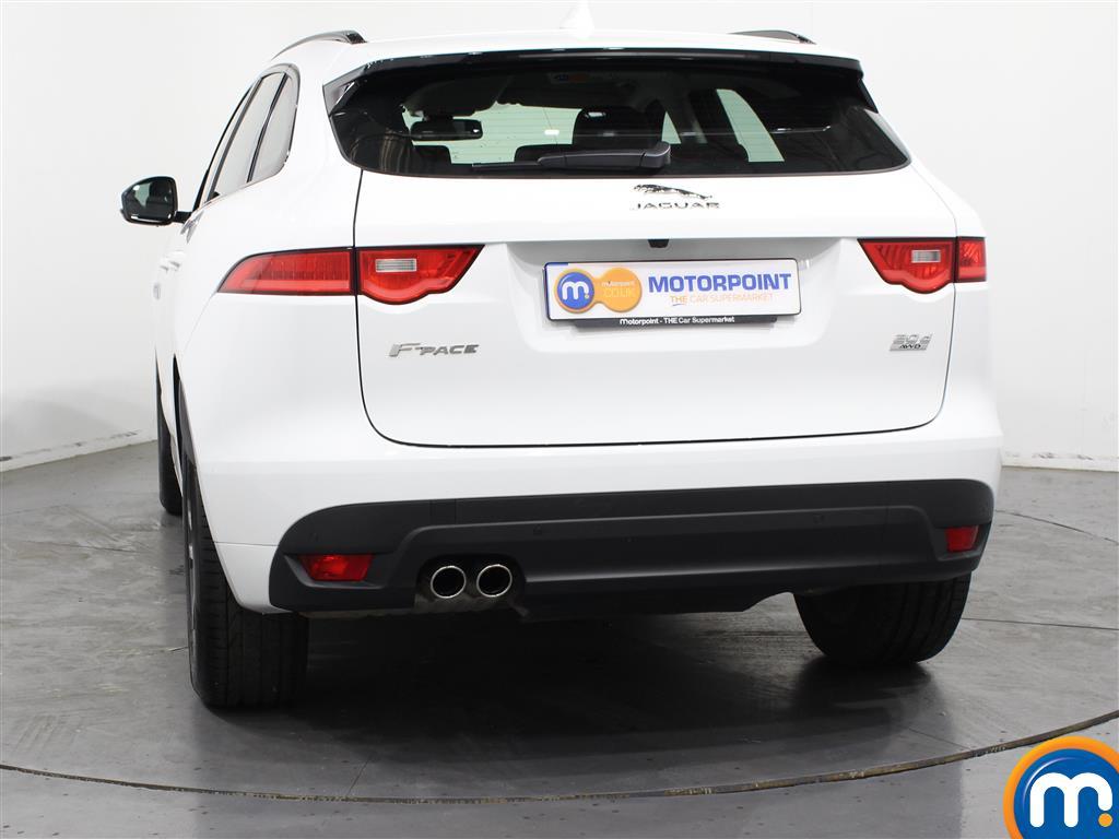 Jaguar F-Pace R-Sport Automatic Diesel Estate - Stock Number (1011658) - Rear bumper