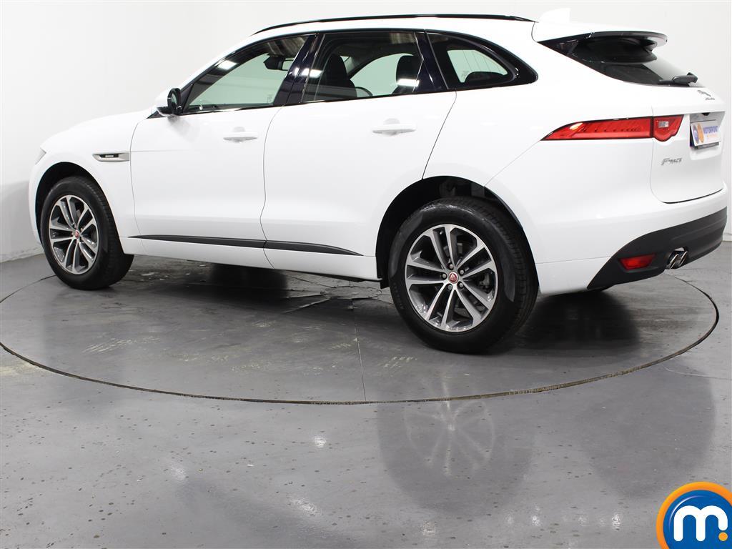 Jaguar F-Pace R-Sport Automatic Diesel Estate - Stock Number (1011658) - Passenger side rear corner
