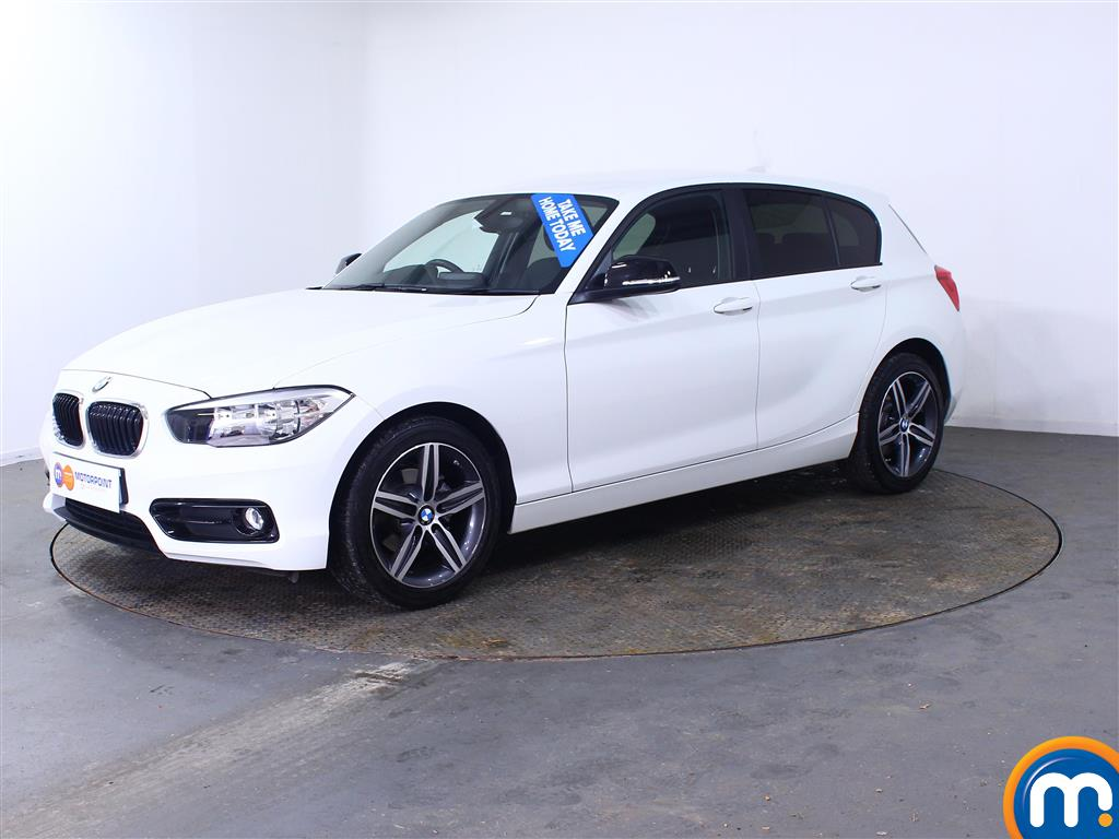 BMW 1 Series Sport - Stock Number (998655) - Passenger side front corner