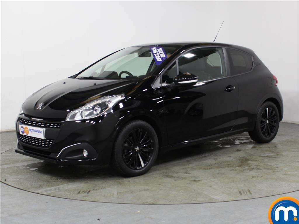 Peugeot 208 Black Edition - Stock Number (996459) - Passenger side front corner