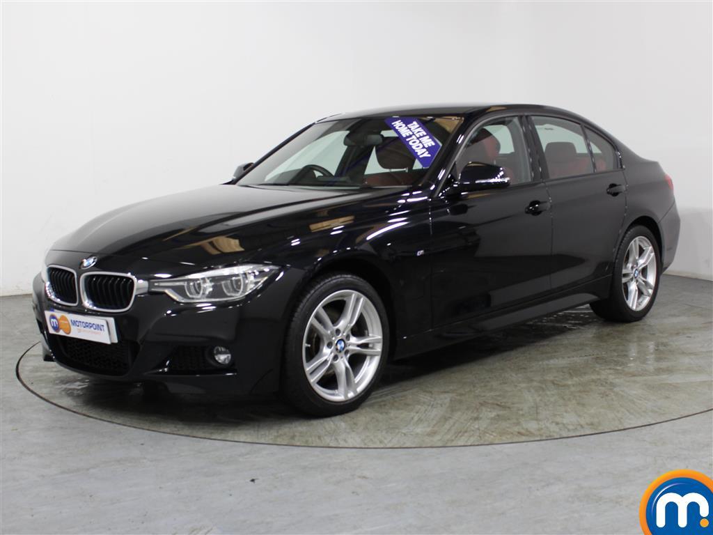 BMW 3 Series M Sport - Stock Number (1003811) - Passenger side front corner