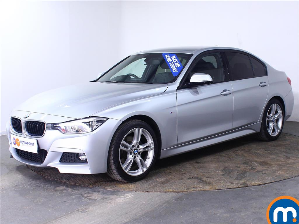 BMW 3 Series M Sport - Stock Number (1002315) - Passenger side front corner
