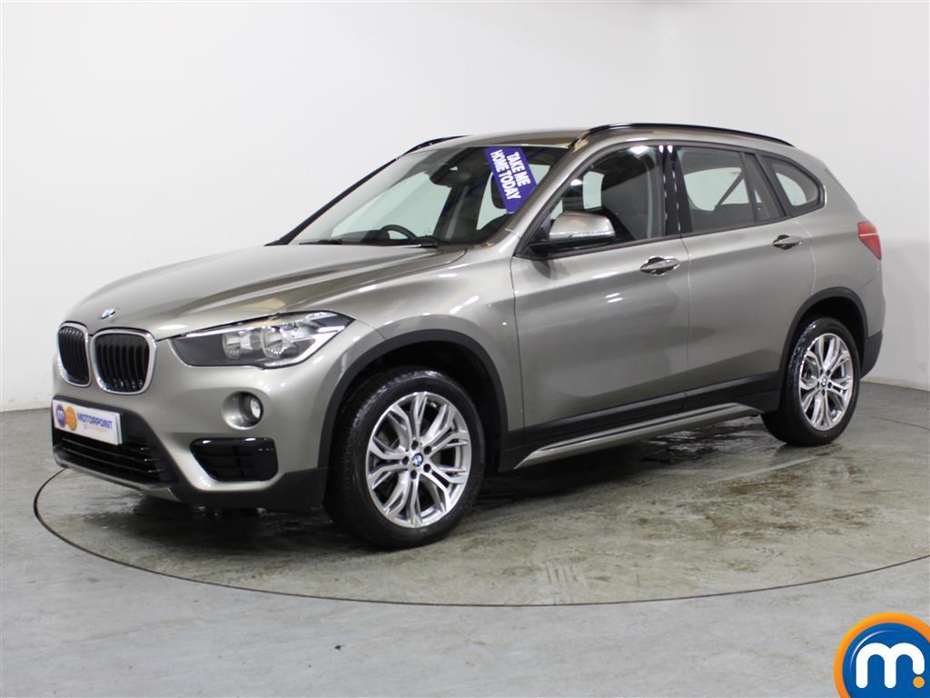BMW X1 Sport - Stock Number (1010265) - Passenger side front corner