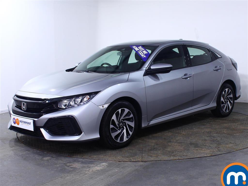 Honda Civic SE - Stock Number (1006223) - Passenger side front corner