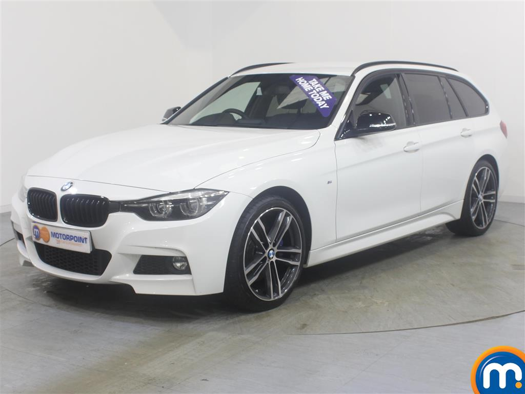 BMW 3 Series M Sport Shadow Edition - Stock Number (1000696) - Passenger side front corner
