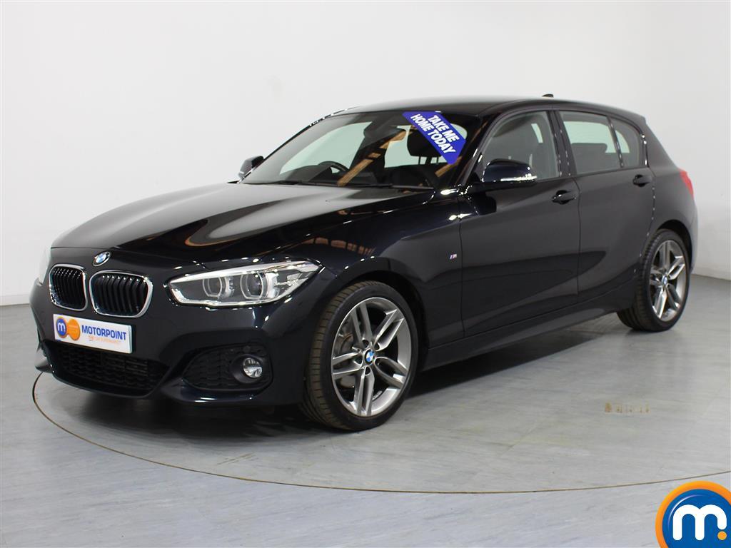 BMW 1 Series M Sport - Stock Number (1008501) - Passenger side front corner