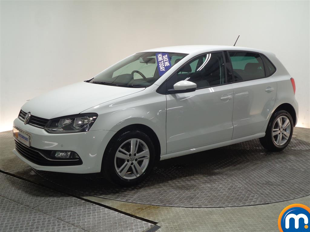 Volkswagen Polo Match - Stock Number (1010336) - Passenger side front corner