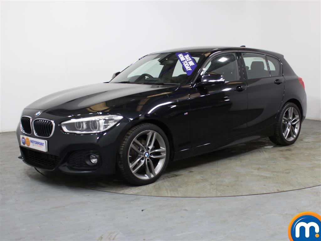 BMW 1 Series M Sport - Stock Number (1001690) - Passenger side front corner