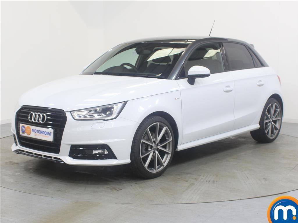 Audi A1 Black Edition Nav - Stock Number (1009763) - Passenger side front corner