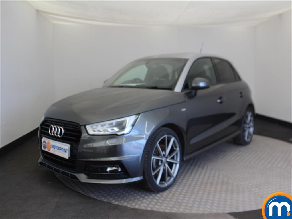 Audi A1 Black Edition Nav - Stock Number (1009953) - Passenger side front corner