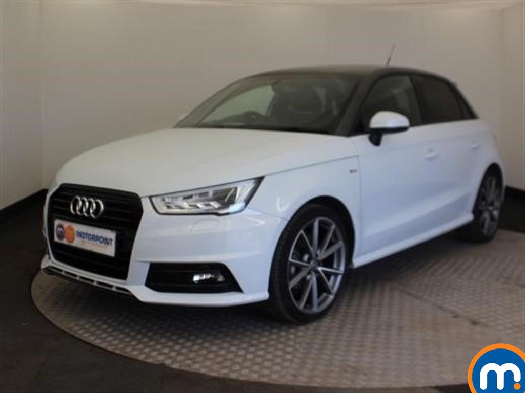 Audi A1 Black Edition Nav - Stock Number (1007534) - Passenger side front corner