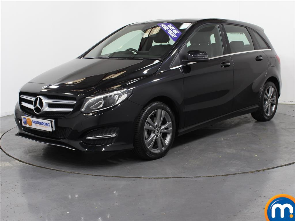 Mercedes-Benz B Class Exclusive Edition - Stock Number (1008673) - Passenger side front corner