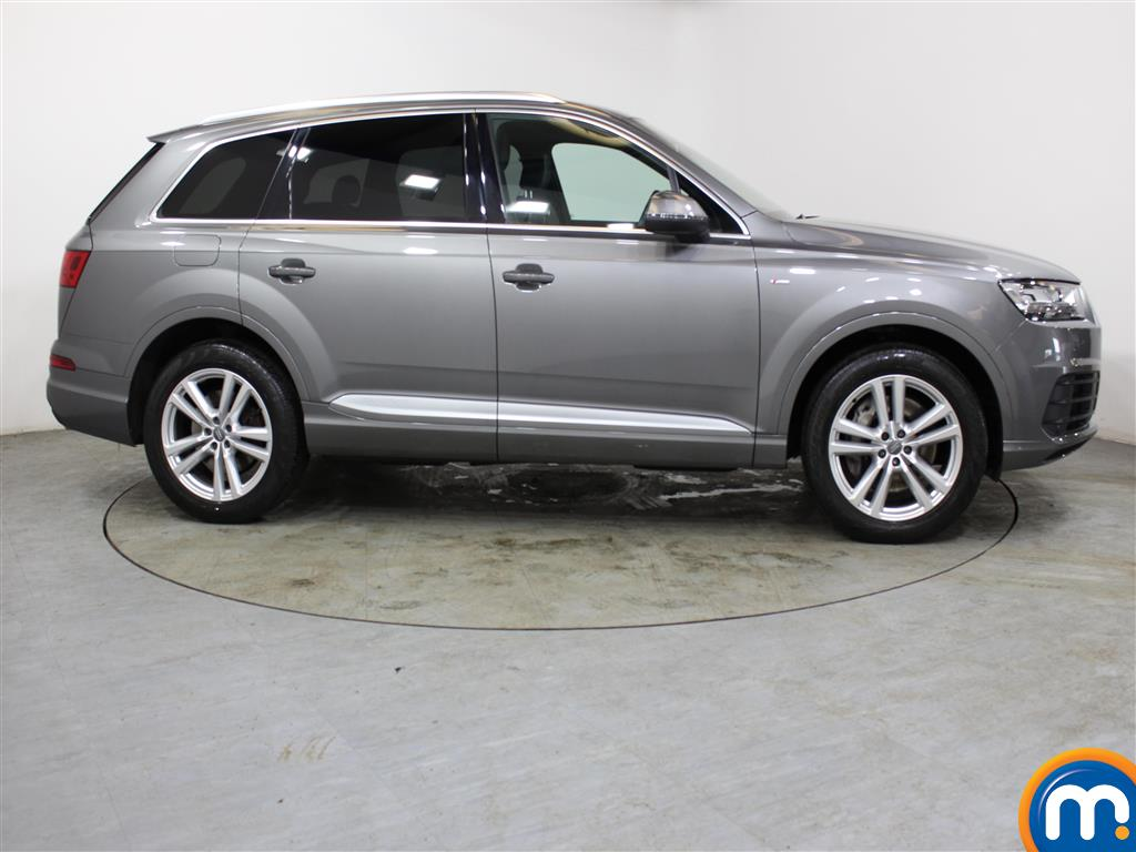 Audi Q7 S Line Automatic Diesel 4X4 - Stock Number (1010908) - Drivers side