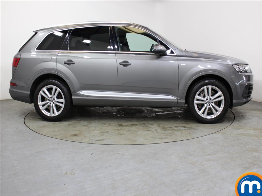 Audi Q7 S Line Automatic Diesel 4X4 - Stock Number (1010908) - Drivers side rear corner