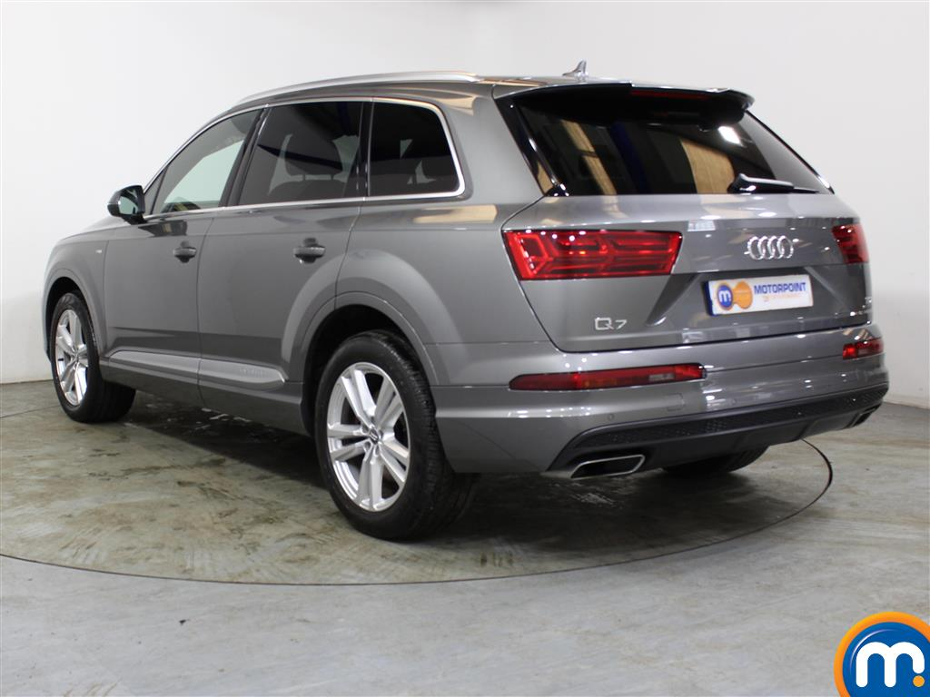 Audi Q7 S Line Automatic Diesel 4X4 - Stock Number (1010908) - Passenger side