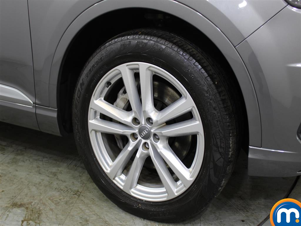 Audi Q7 S Line Automatic Diesel 4X4 - Stock Number (1010908) - 1st supplementary image