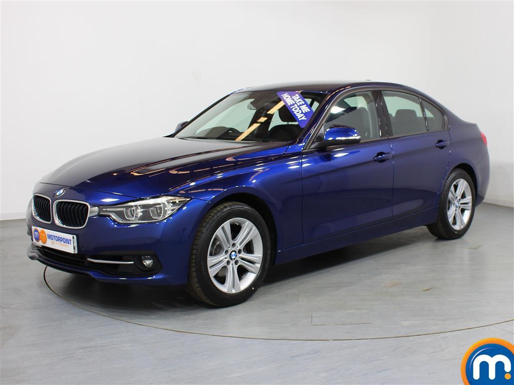 BMW 3 Series Sport - Stock Number (1010446) - Passenger side front corner