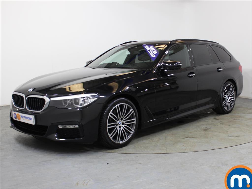 BMW 5 Series M Sport - Stock Number (1002549) - Passenger side front corner