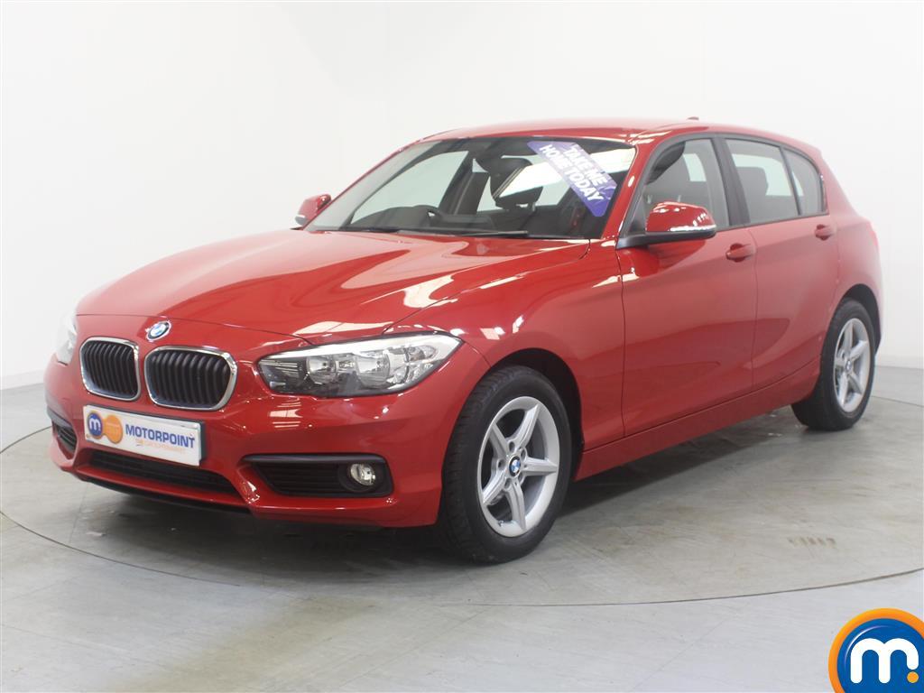 BMW 1 Series SE - Stock Number (1015228) - Passenger side front corner
