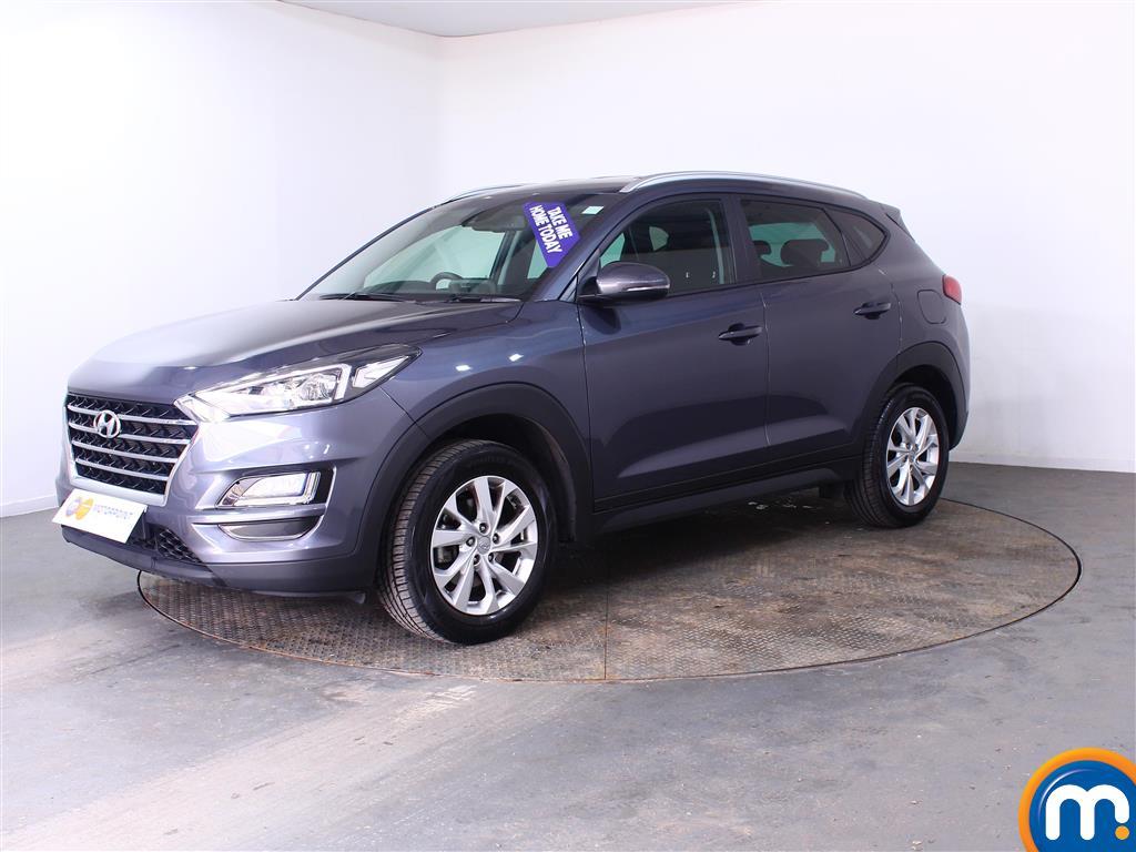 Hyundai Tucson SE Nav - Stock Number (1012058) - Passenger side front corner