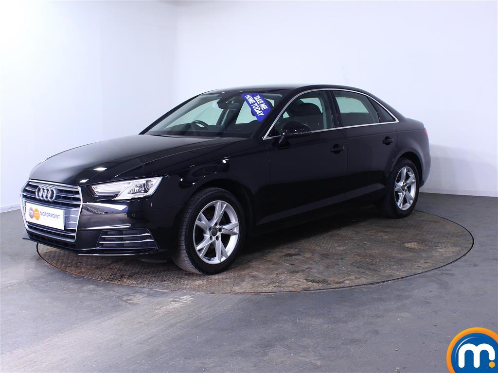 Audi A4 Sport - Stock Number (1013669) - Passenger side front corner