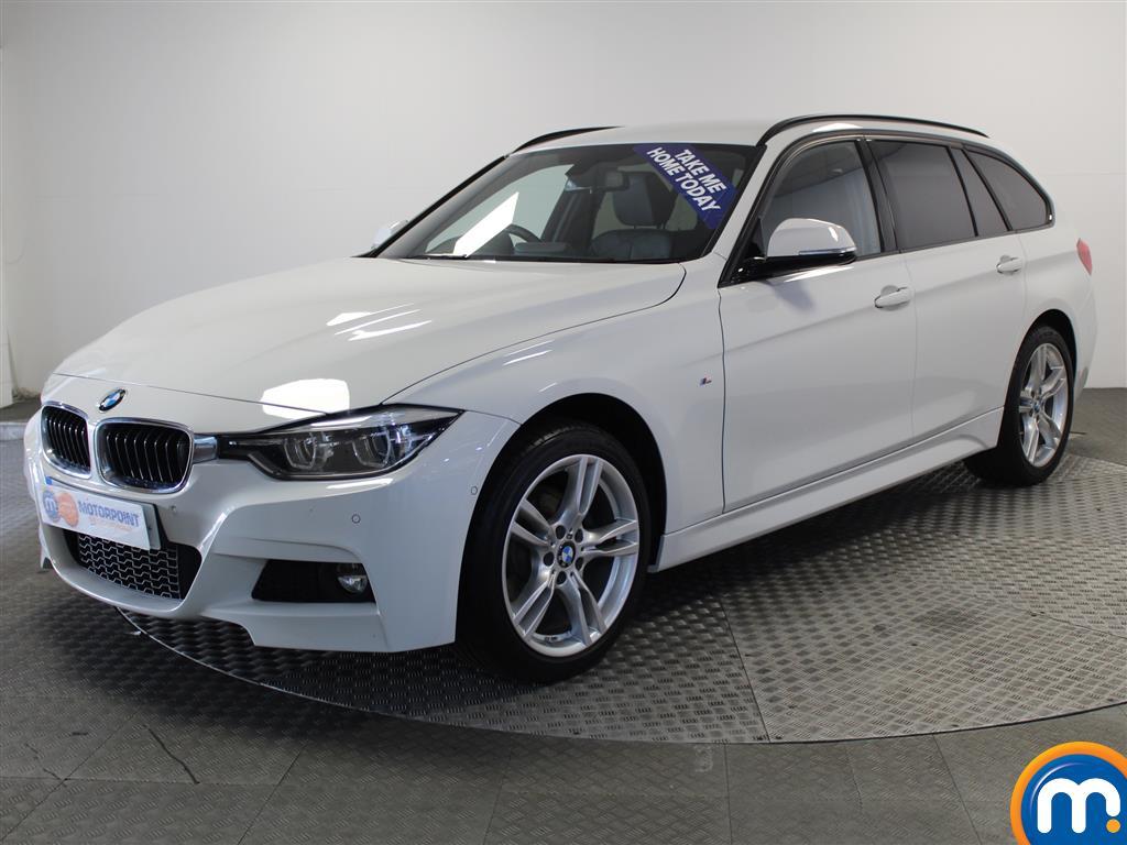BMW 3 Series M Sport - Stock Number (1011101) - Passenger side front corner