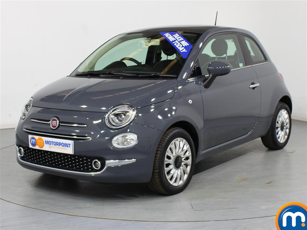 Fiat 500 Lounge - Stock Number (1010686) - Passenger side front corner