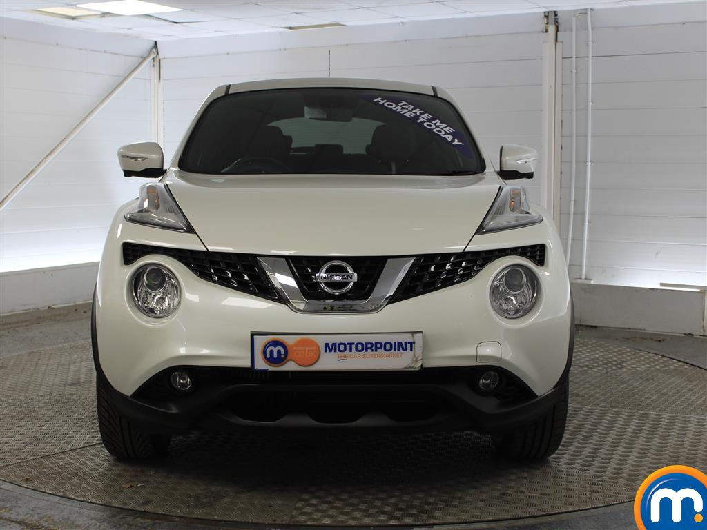 Nissan Juke Tekna Manual Diesel Hatchback - Stock Number (1011707) - Front bumper
