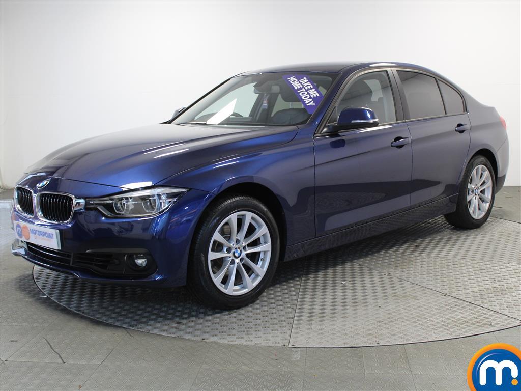 BMW 3 Series SE - Stock Number (1006671) - Passenger side front corner