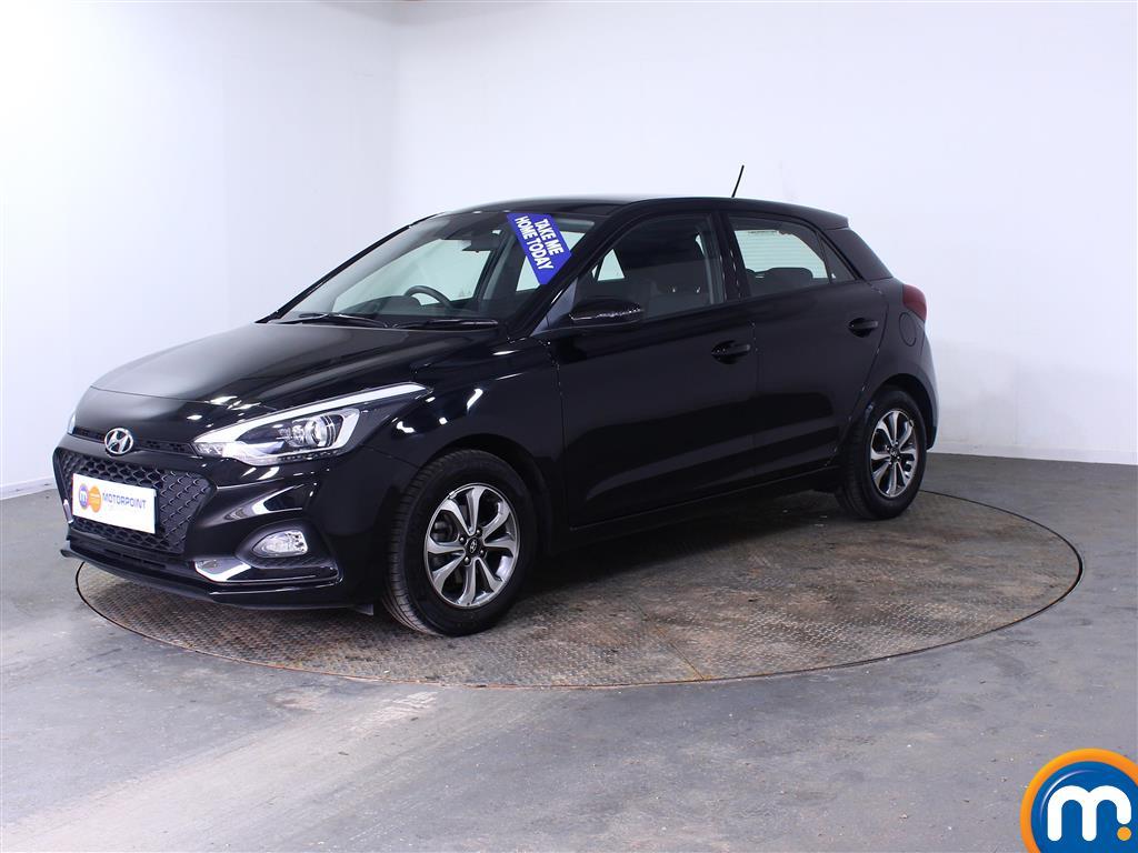 Hyundai I20 SE - Stock Number (1011663) - Passenger side front corner