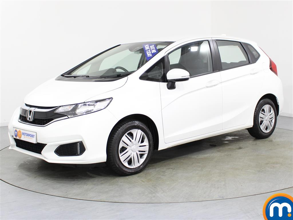 Honda Jazz S - Stock Number (1004267) - Passenger side front corner