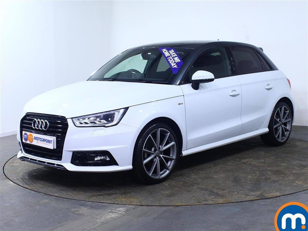 Audi A1 Black Edition Nav - Stock Number (1009957) - Passenger side front corner