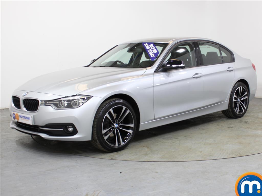 BMW 3 Series Sport - Stock Number (1002590) - Passenger side front corner