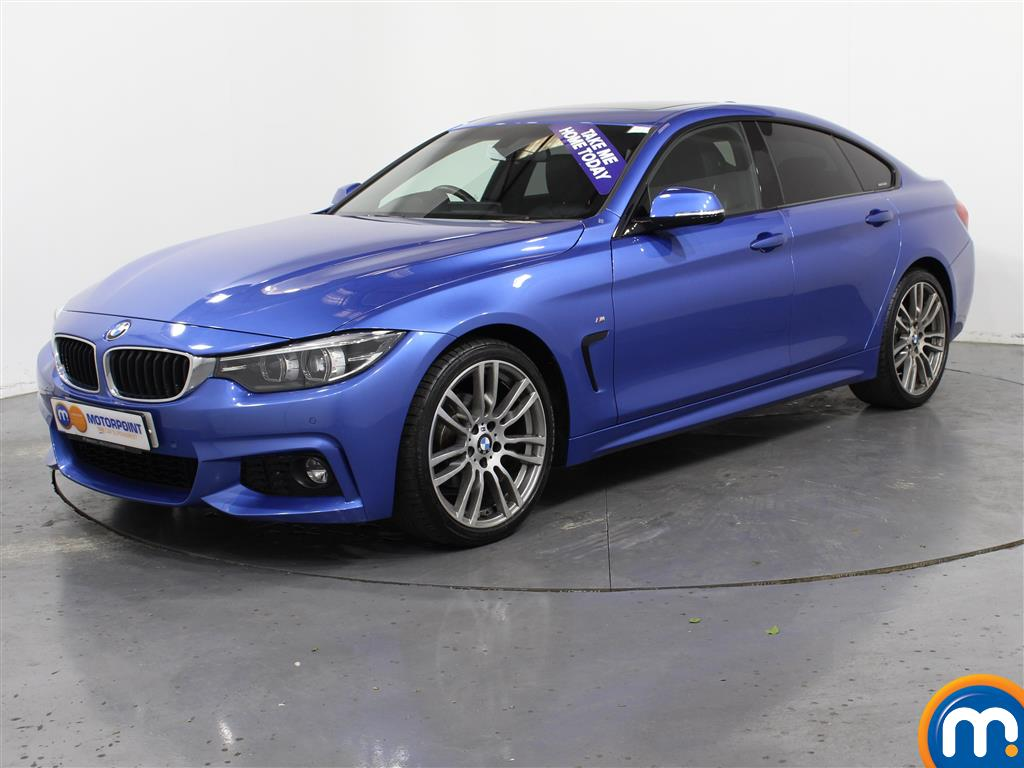 BMW 4 Series M Sport - Stock Number (1006287) - Passenger side front corner