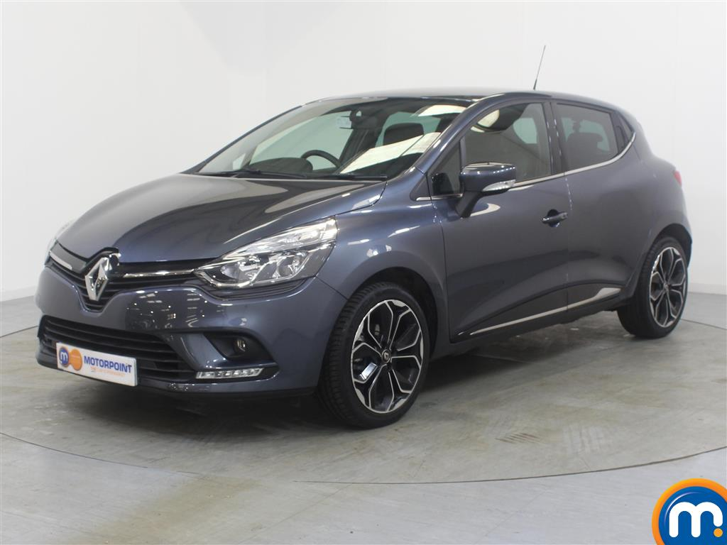 Renault Clio Iconic - Stock Number (1012235) - Passenger side front corner