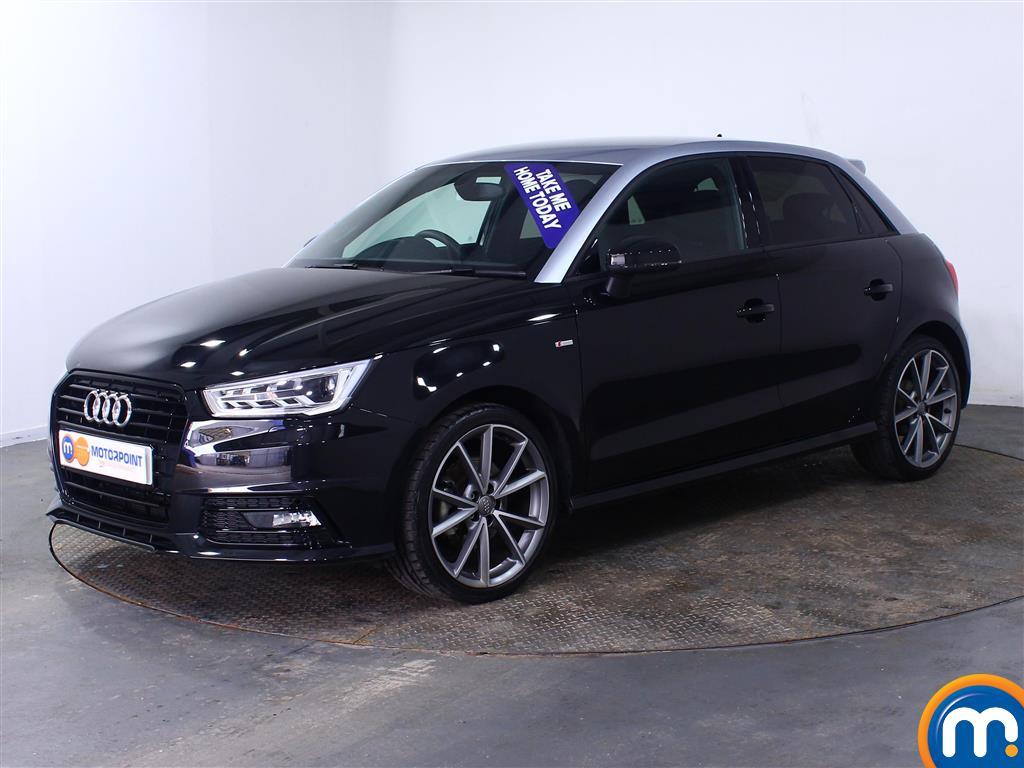Audi A1 Black Edition Nav - Stock Number (1007537) - Passenger side front corner
