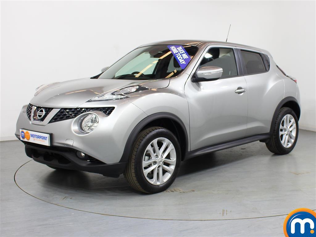 Nissan Juke N-Connecta - Stock Number (1012057) - Passenger side front corner