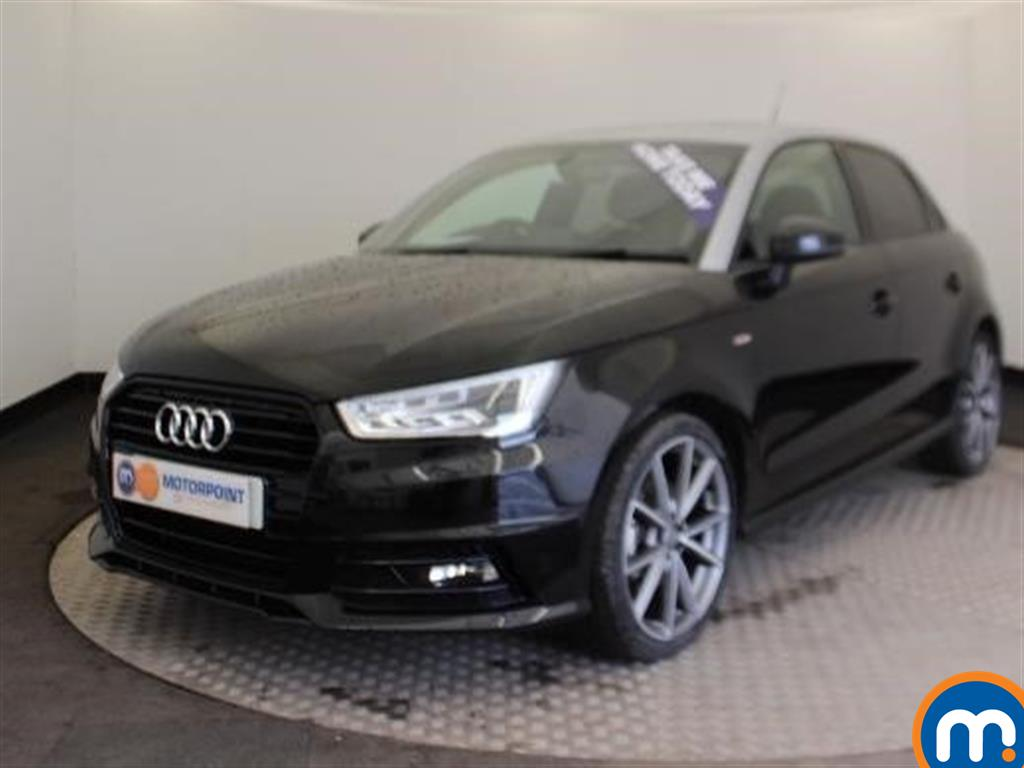 Audi A1 Black Edition Nav - Stock Number (1009764) - Passenger side front corner
