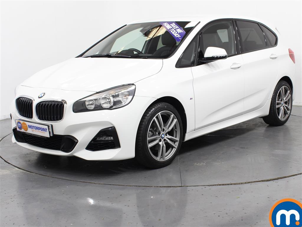 BMW 2 Series M Sport - Stock Number (1010555) - Passenger side front corner