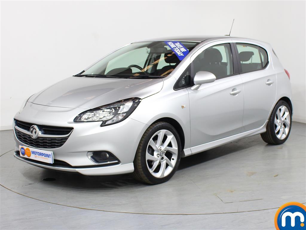 Vauxhall Corsa SRi Vx-line - Stock Number (1012076) - Passenger side front corner