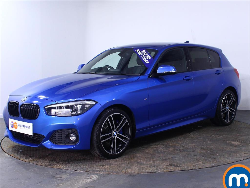 BMW 1 Series M Sport Shadow Edition - Stock Number (1002851) - Passenger side front corner