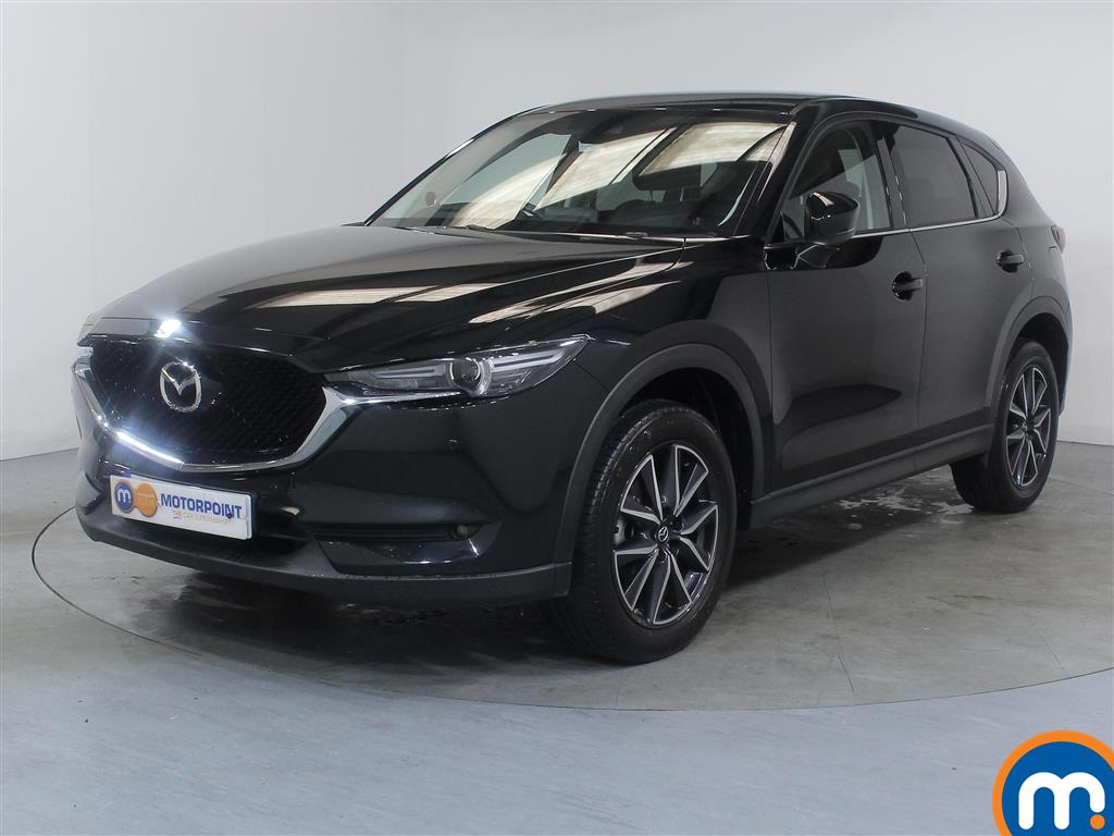 Mazda Cx-5 Sport Nav - Stock Number (1007423) - Passenger side front corner