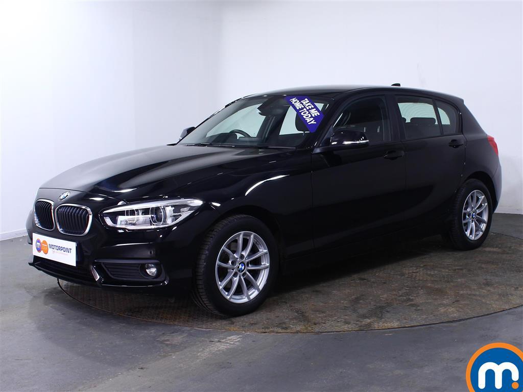 BMW 1 Series SE Business - Stock Number (1010839) - Passenger side front corner