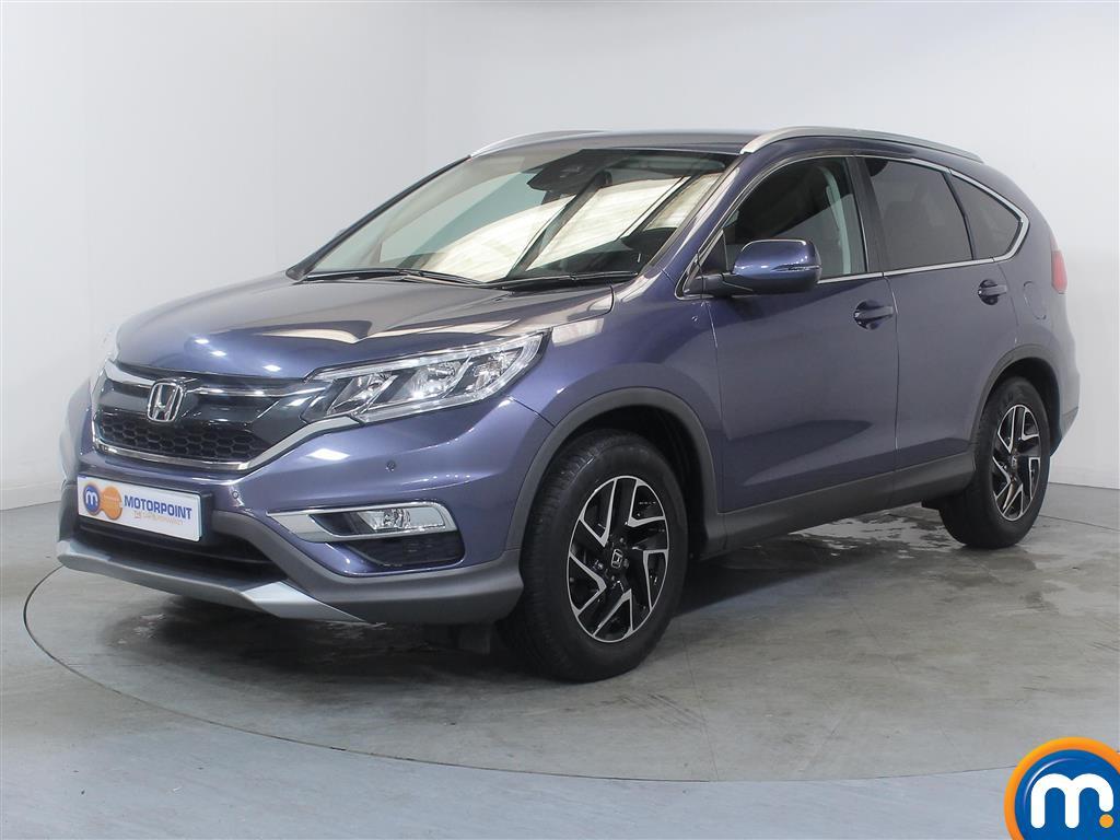 Honda Cr-V SE Plus - Stock Number (1015209) - Passenger side front corner