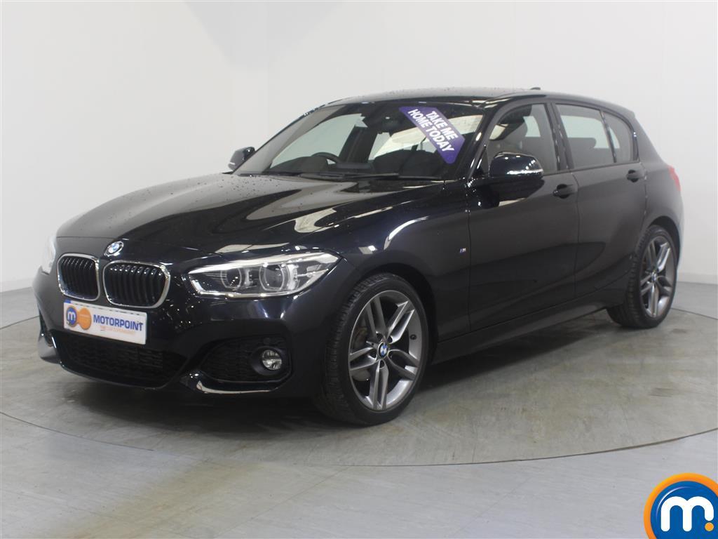 BMW 1 Series M Sport - Stock Number (1008514) - Passenger side front corner